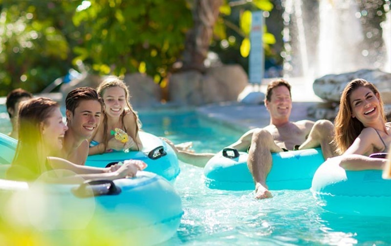 Pirates Island Waterpark at Beaches Turks & Caicos Resort Villages & Spa